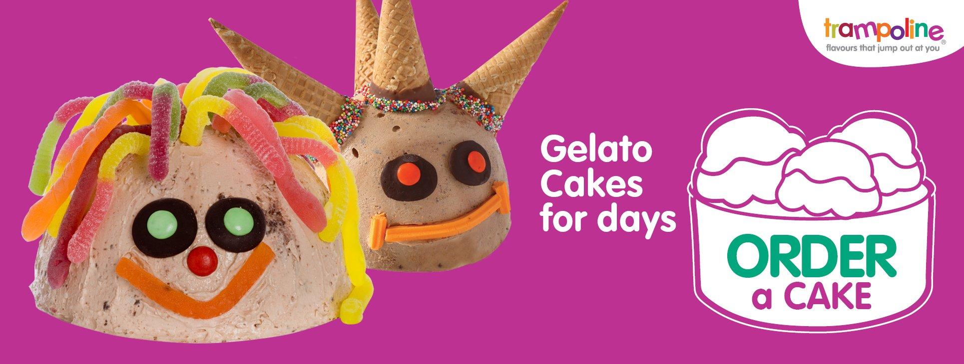 Tampoline Gelato Ice Cream Banner2