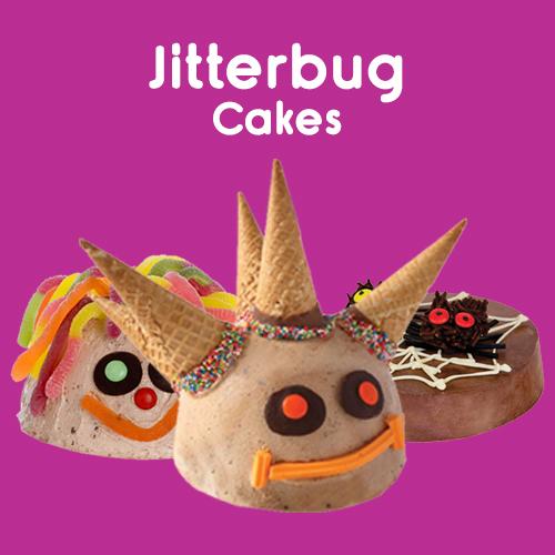 Jitterbug Cakes